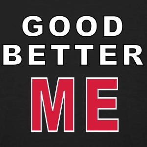 GOOD BETTER ME T-Shirts - Men's Organic T-shirt