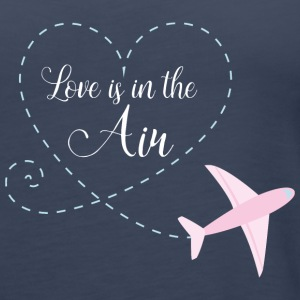 Love is in the air - Frauen Premium Tank Top