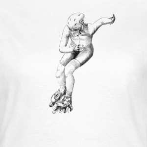 speedskating T-Shirts - Frauen T-Shirt