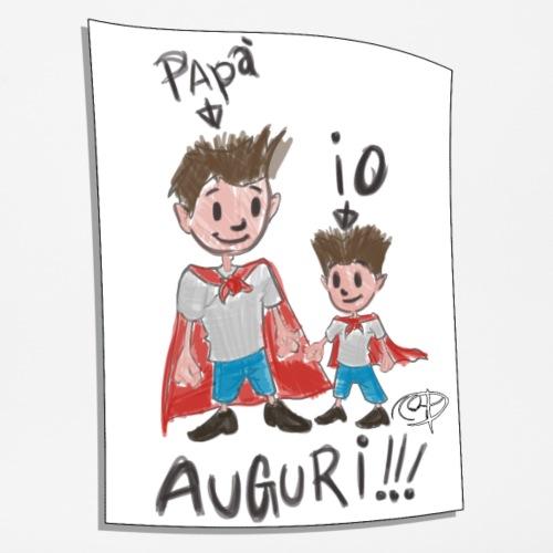IO E PAPA' sul foglio