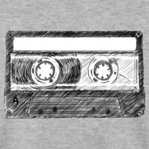 Cassette - Men's Sweatshirt