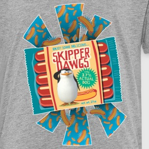 Penguins of Madagascar Skipper Dawgs Kid's T-Shirt - Kids' Premium T-Shirt