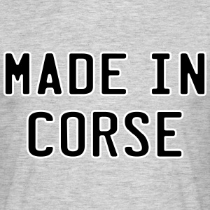 made in corse Tee shirts - T-shirt Homme
