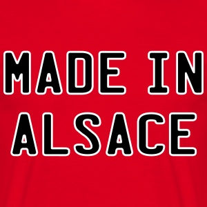 made in alsace Tee shirts - T-shirt Homme