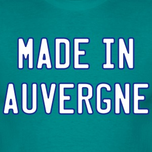 made in auvergne Tee shirts - T-shirt Homme