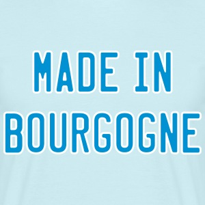 made in bourgogne Tee shirts - T-shirt Homme