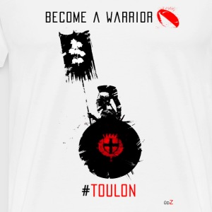 Toulon warriors - T-shirt Premium Homme