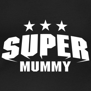 Super Mummy T-Shirts - Women's Scoop Neck T-Shirt