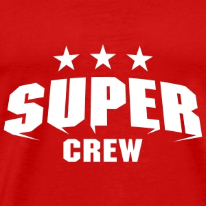 Super Crew T-Shirts - Men's Premium T-Shirt