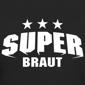 Super Braut T-Shirts - Frauen Bio-T-Shirt