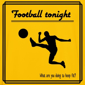 Football tonight - Men's Football Jersey