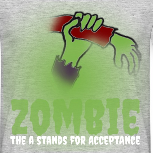 Zombie - The A stands for