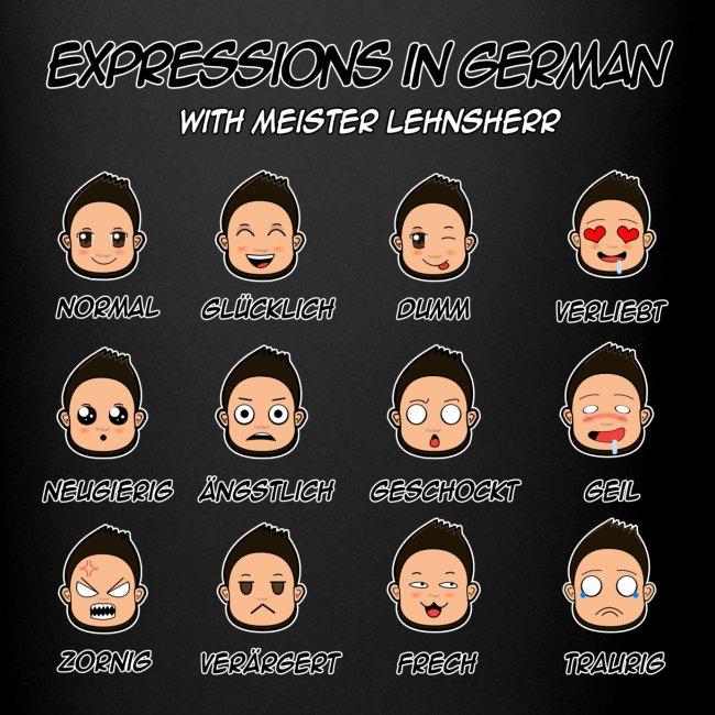 German Expressions Mug