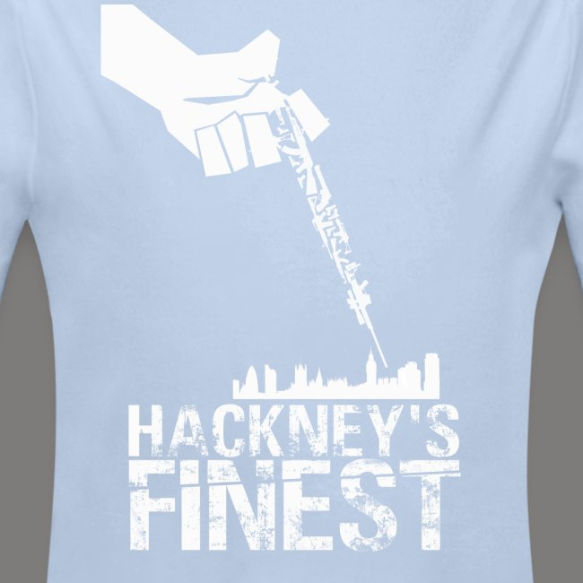 Hackney's Finest baby one-piece