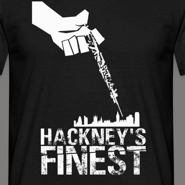 Hackney's Finest T-Shirt - Relaxed Fit