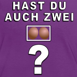 EGGS T-Shirts - Frauen Kontrast-T-Shirt