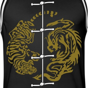 tigerdragon-uniform Sportbekleidung - Männer Basketball-Trikot