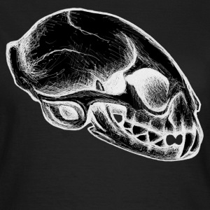 catskull x-ray T-Shirts - Frauen T-Shirt