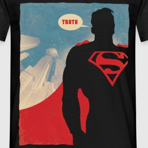 Superman Truth Männer T-Shirt - Männer T-Shirt