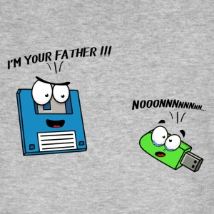 T-shirt bio i'm your father - T-shirt bio Homme