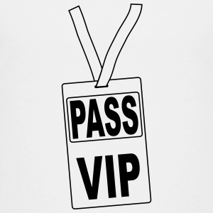 pass_vip_pv1 Shirts - Teenager Premium T-shirt