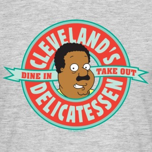 Family Guy Cleveland's Delicatessen Men T-Shirt - Koszulka męska