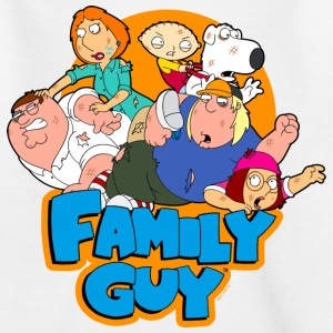 Family Guy Griffin Family Teenager T-Shirt - Teenage T-shirt