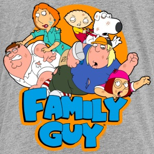 Family Guy Griffin Family Teenager T-Shirt - Teenage Premium T-Shirt