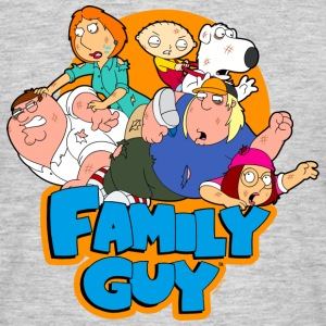 Family Guy Griffin Family Men T-Shirt - Koszulka męska