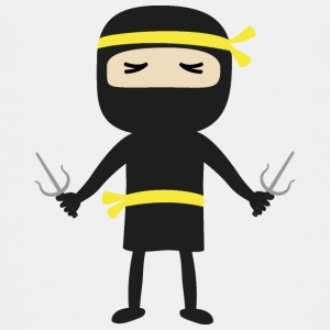 Ninja with weapon Shirts - Teenage Premium T-Shirt