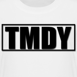 TMDY White Shirt(Teenage size) - Teenage Premium T-Shirt
