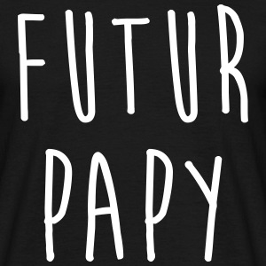 Futur Papy / Grand Pere / Naissance / Baby / Bébé Tee shirts - T-shirt Homme