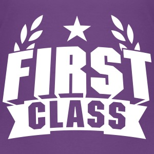 First Class Shirts - Kinderen Premium T-shirt