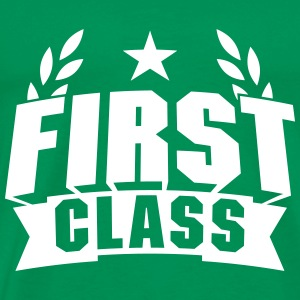 First Class T-Shirts - Men's Premium T-Shirt