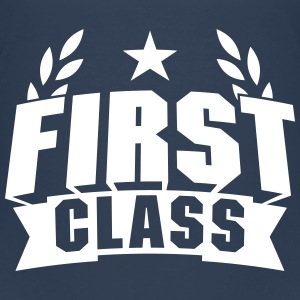 First Class Tee shirts - T-shirt Premium Enfant