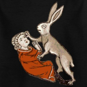 Raped by a Rabbit  - Teenager T-Shirt