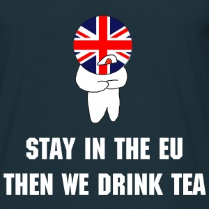UK stays in the EU - Men's T-Shirt