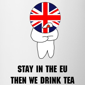 UK Stays in the EU mug - Mug