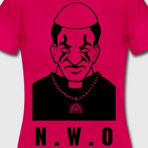 New World Order Priester T-Shirts - Frauen T-Shirt