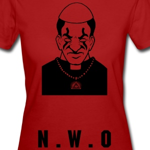 New World Order Priester T-Shirts - Frauen Bio-T-Shirt