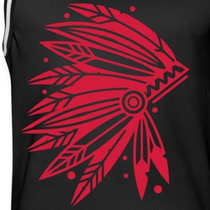 Chieftain's Headdress Sports wear - Men's Basketball Jersey