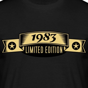 1983 Limited Edition  - Männer T-Shirt