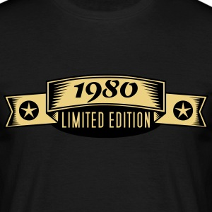 1980 Limited Edition  - Männer T-Shirt