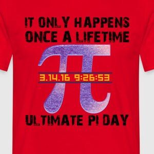 Ultimate Pi Day 2016 T-Shirts - Men's T-Shirt