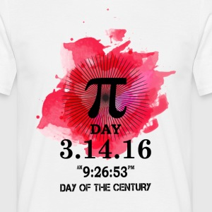 The PI Day Of The Century T-Shirts - Men's T-Shirt