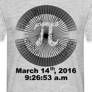 March 14 pi day T-Shirts - Men's T-Shirt