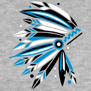 Chieftain's Headdress Hoodies & Sweatshirts - Men's Sweatshirt