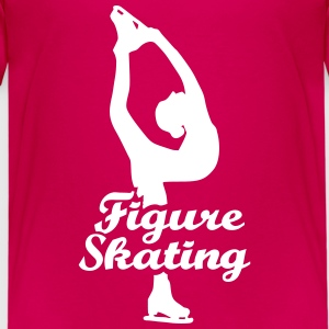 Figure Skating T-Shirts - Kinder Premium T-Shirt