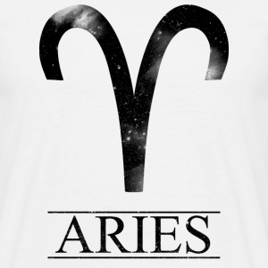 Zodiac - Aries - Men's T-Shirt