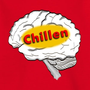 chillen T-Shirts - Kinder T-Shirt